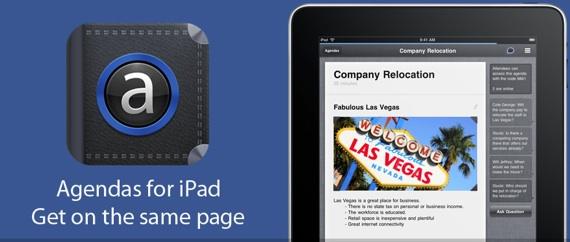 Agendas para iPad, ¿la herramienta definitiva para conferencias?