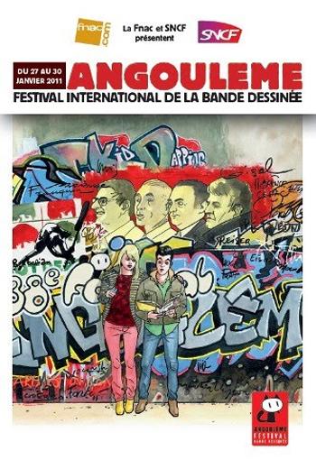 Angulema inaugura mañana su Festival Internacional del Cómic
