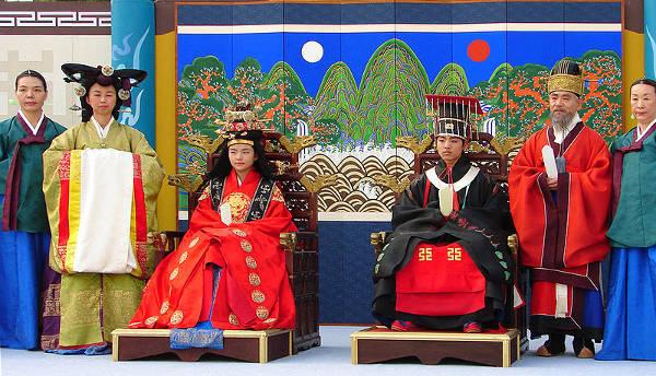 Boda imperial Seúl