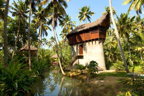 Sostenibilidad y encanto para un hotel en la India