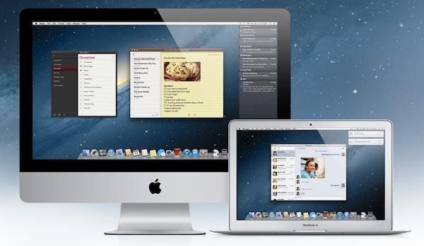 Apple desvela OS X Mountain Lion, un paso más hacia iOS