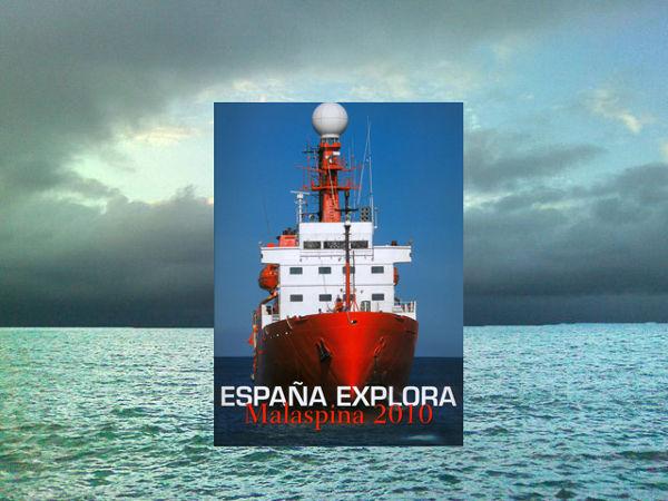 La expedición Malaspina 2010, en libro y cómic