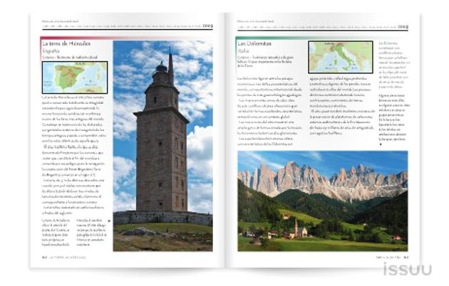 El Patrimonio de la Humanidad, recopilado en una guía
