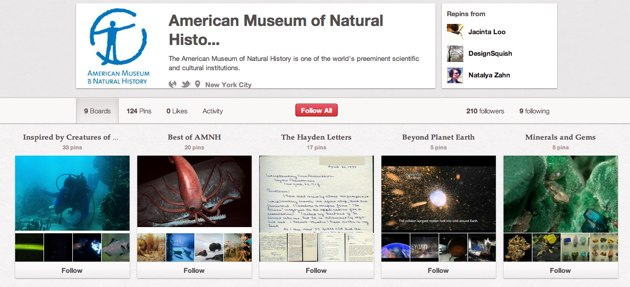 American Museum of Natural History  naturalhistory on Pinterest