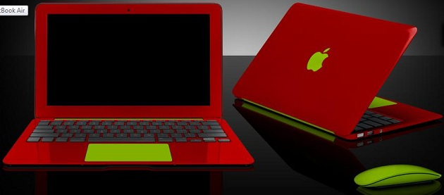 Personaliza el color de tus gadgets con Colorware