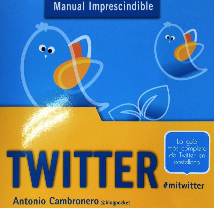 Manual imprescindible de twitter