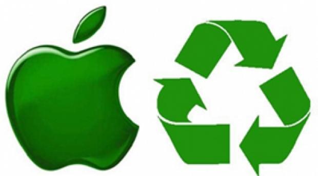 Reciclando dispositivos Apple