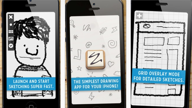 Drwer, la aplicación de dibujo y esquemas rápidos en iOS
