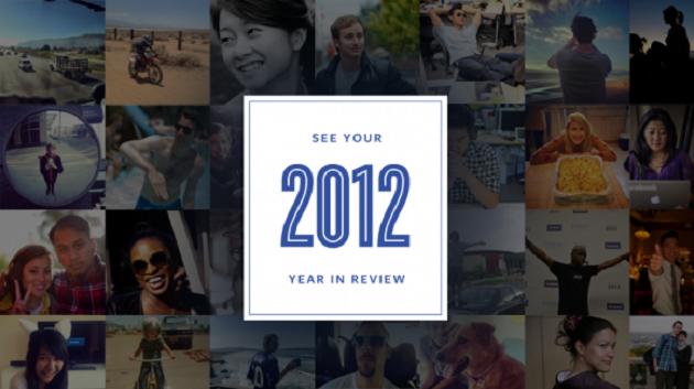Facebook te permite compartir los mejores momentos de tu año