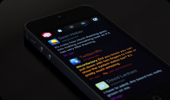 Twitterrific 5 para iOS: vuelve a disfrutar de Twitter