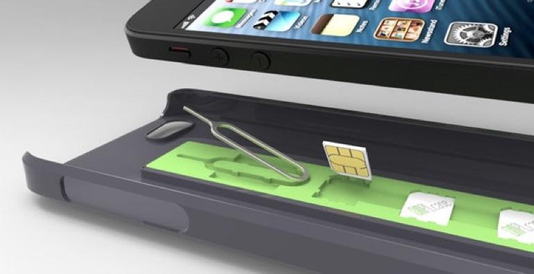 SIMPLcase, una funda de iPhone para viajeros