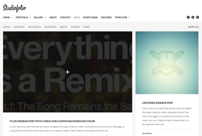 Themes Premium de WordPress – Febrero 2013