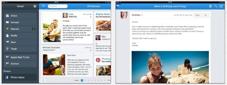 Incredimail para iPad, una forma diferente de consultar el correo