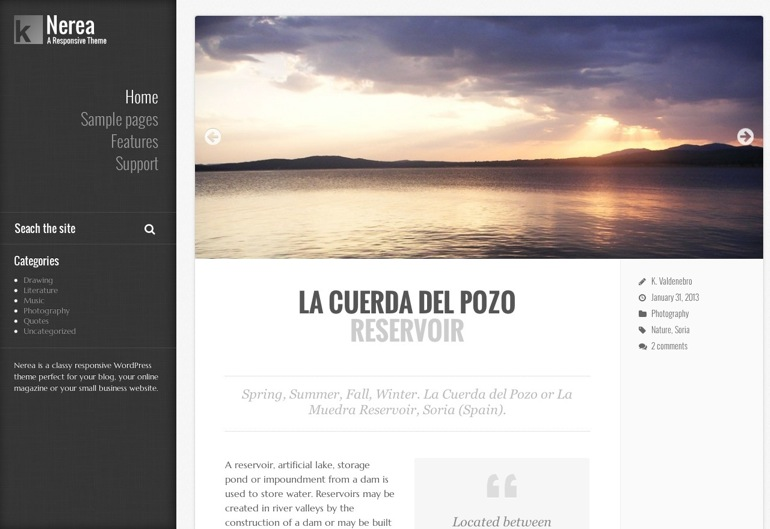 Themes Premium de WordPress – Marzo 2013