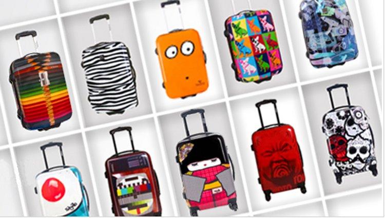 Sin Maletas, la empresa que se encarga del equipaje