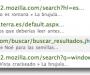 Mirror de Google en el buscador de Firefox 2.0.0.2
