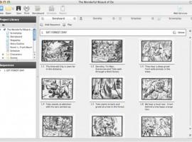 Celtx, software para preproducción de cine (gratis)