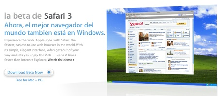 Safari 3 para Windows