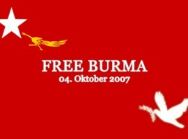 Free Burma | Birmania Libre!