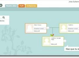 Creando árboles genealógicos con Kindo