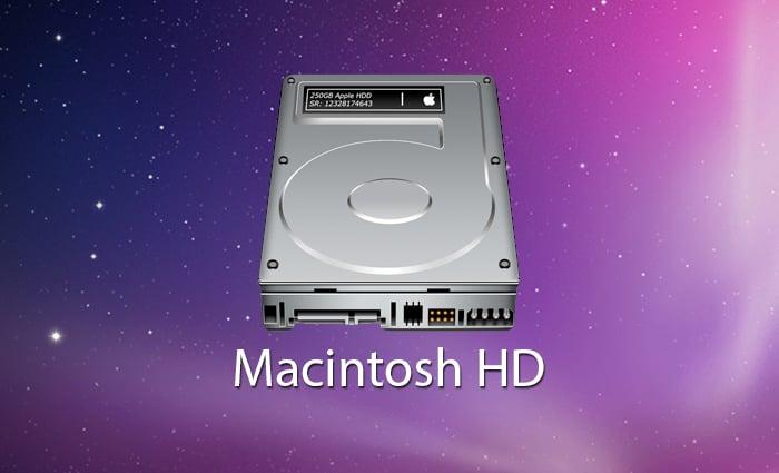 Cómo solucionar la desaparición del icono Macintosh HD del escritorio