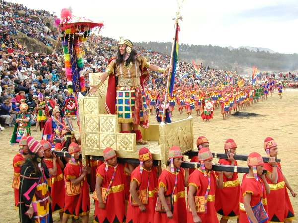 Inti Raymi, el ritual inca en honor del sol