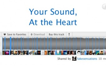 SoundCloud en iPhone y mac