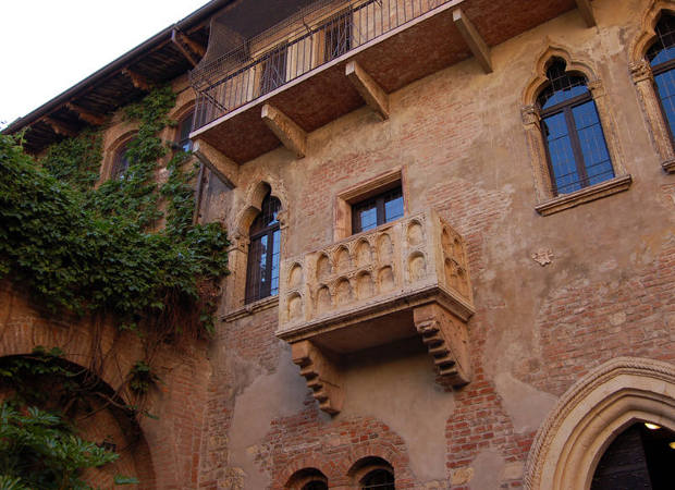 Casa Julieta Verona