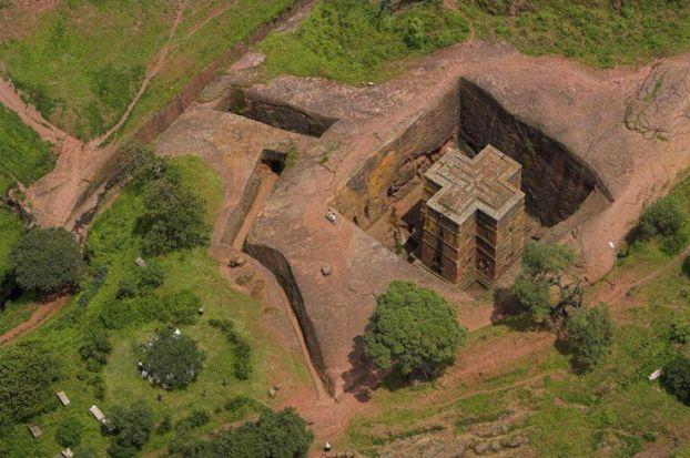 Templos Lalibela