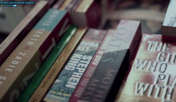 libro que desaparece