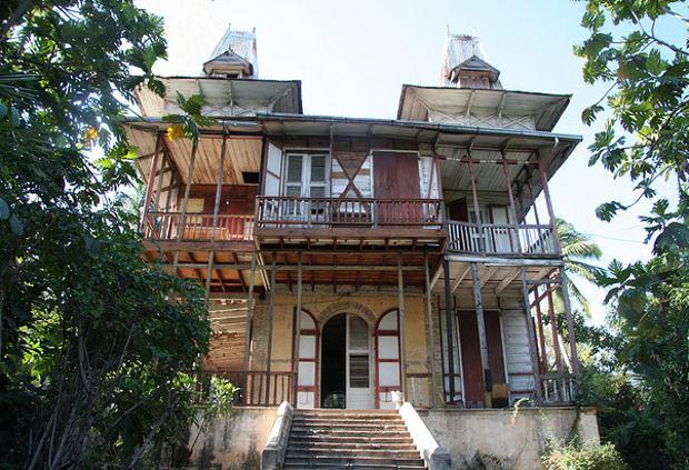 Las casas de pan de jengibre de puerto pr ncipe for Casa jengibre
