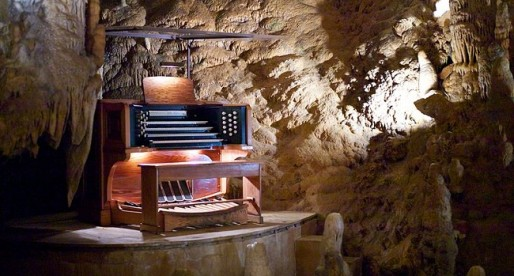The Great Stalacpipe Organ, el instrumento natural más grande del mundo
