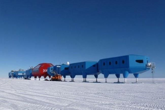 Halley-VI-estacion-sobre-patines-Antartida