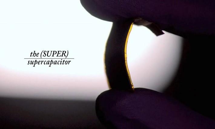 Supercondensador-Grafeno