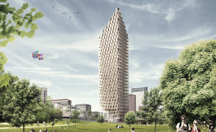 Estocolmo tendra mayor rascacielos madera mundo