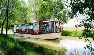 Navegando Canal Castilla