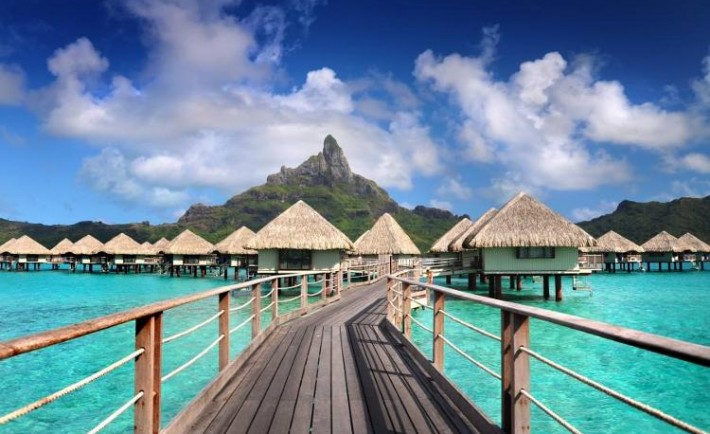 Sorteo viaje Polinesia