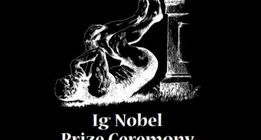 Premios Ig Nobel, la alternativa divertida a los Nobel