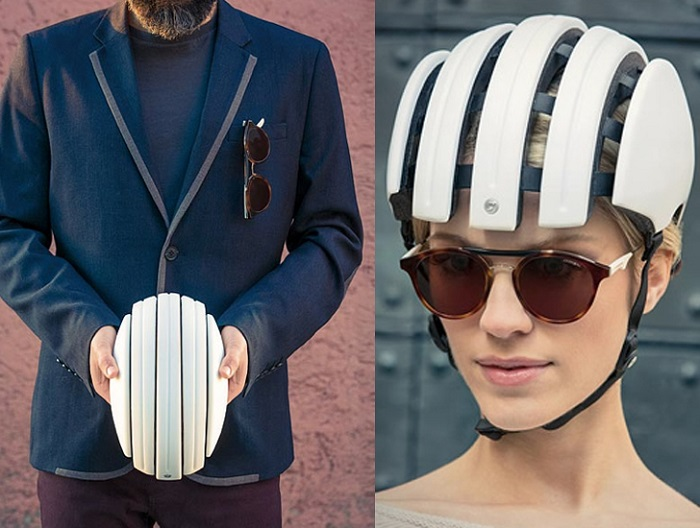 Carerra Foldable Helmet