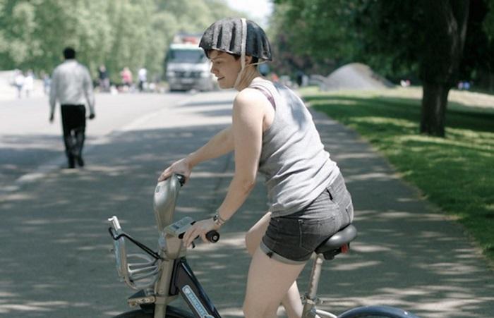 Paper Helmet