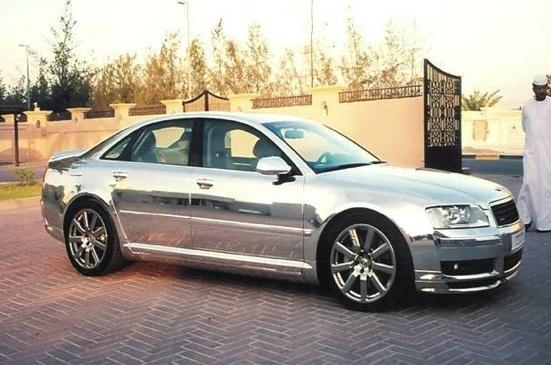 Audi de plata