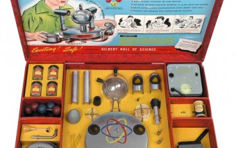 U-238 Atomic Energy Lab, el kit infantil con uranio