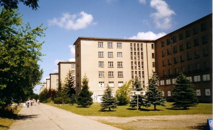 Neues Prora veranear antiguo resort nazis