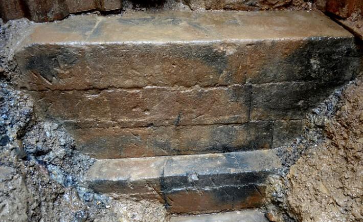 Encuentran templo más antiguo Roma