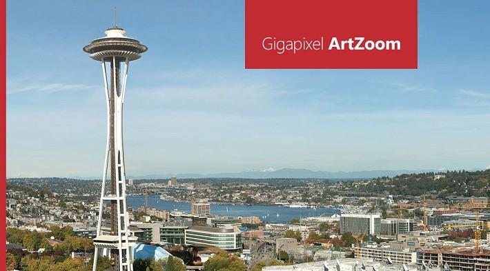 GigaPixel ArtZoom