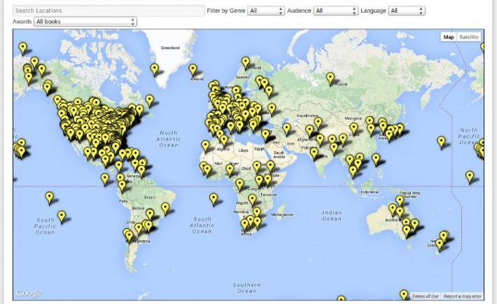 Mayores mapamundis Historia Literatura II 2