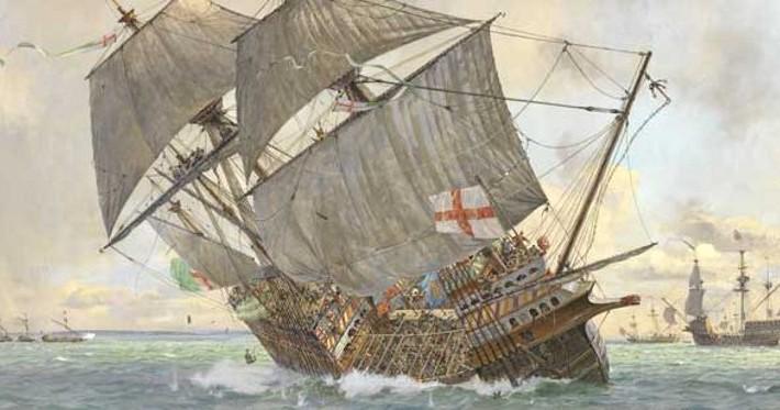 Visita Mary Rose Inglaterra