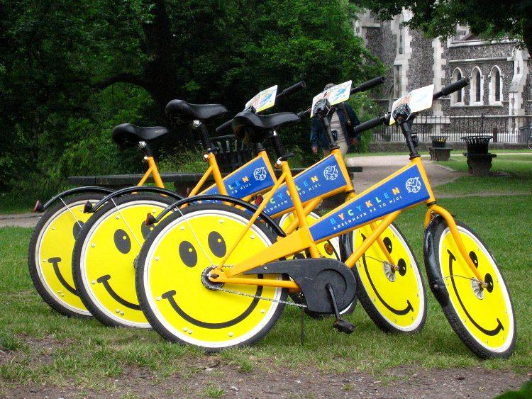 Las mejores ciudades europeas para pasear y circular en bici