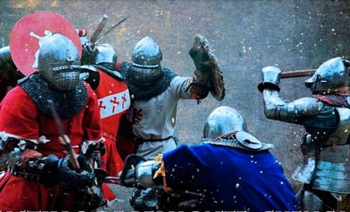 Empieza Campeonato Mundial Combate Medieval
