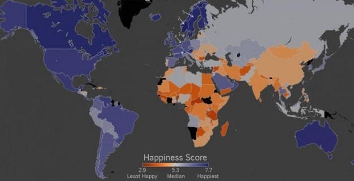 Mapa mundial felicidad2